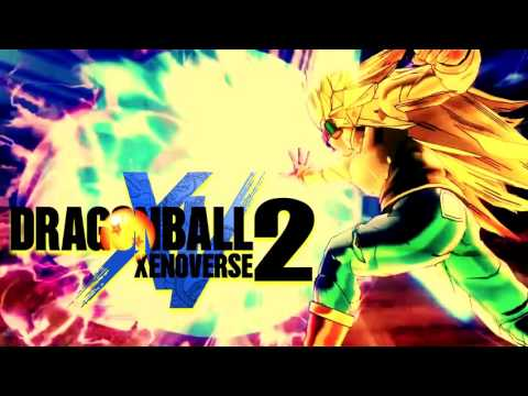 Dragonball Xenoverse 2 Official OST - Tree of Might Stage Theme