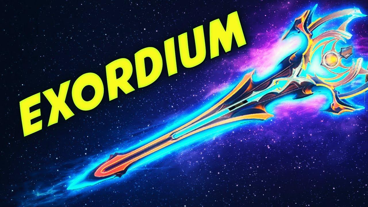 Exordium Gw2