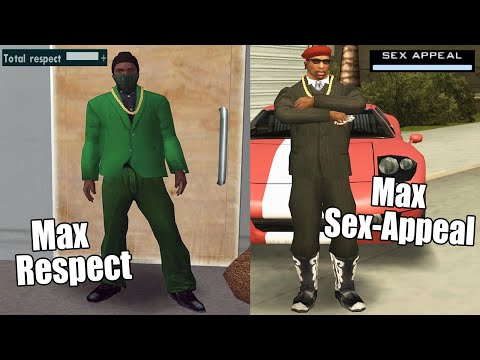 GTA San Andreas Best Outfits
