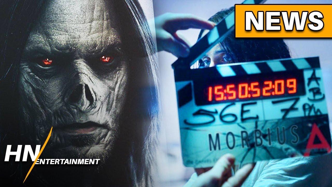 Morbius Set Photos >> First Look At Jared Leto On Set Of Morbius