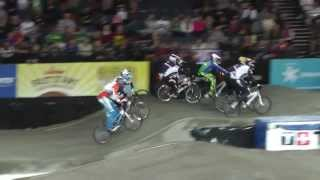 40-44 Mens Cruiser Final - 2013 BMX World Championships