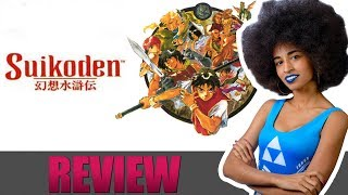 REVIEW | Suikoden