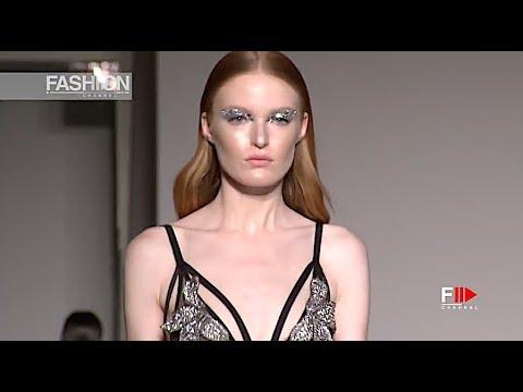 FRANCESCO SCOGNAMIGLIO Spring Summer 2018 Milan - Fashion Channel