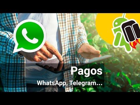 Enviar Dinero Por WhatsApp, Telegram O Facebook Messenger