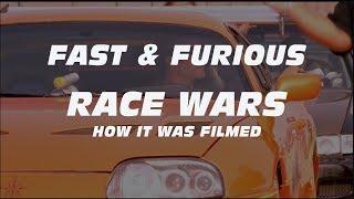 RACE WARS: HOW IT WAS FILMED