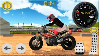 Offroad Bike Racing Game #Dirt Motorcycle Race Game #Bike Games 3D Android Gameplay