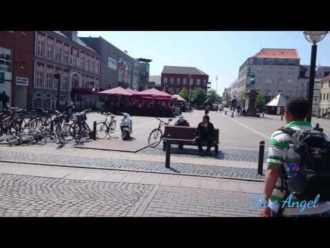 2015 ESBJERG DENMARK: Old city Square