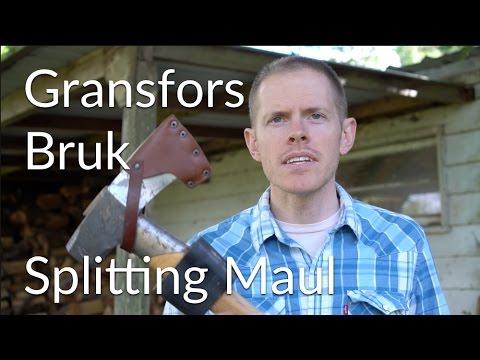 The Gransfors Bruk Splitting Maul: A Timelessly Handcrafted Work of Art