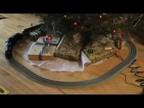 TTV 029 Holiday Trains For Charity, Santa Trains, Polar Express, Trains For Around Your Tree