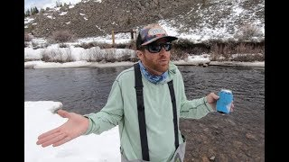 trout stream insects - aquatic entomology - fly fishing