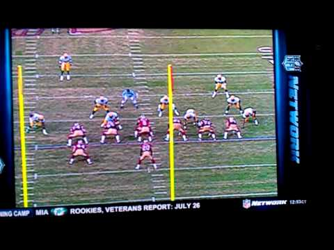 49ers run over the Packers 1998