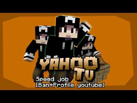 YAHOO TV  Speed banner+profile Job