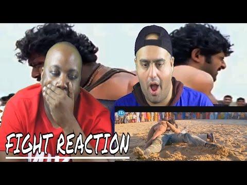 CHATRAPATHI BEST FIGHT SCENE EVER – PRABHAS FIGHT SCENE REACTION