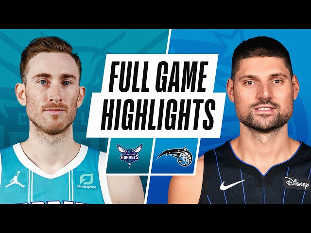 HORNETS at MAGIC | FULL GAME HIGHLIGHTS | January 24, 2021