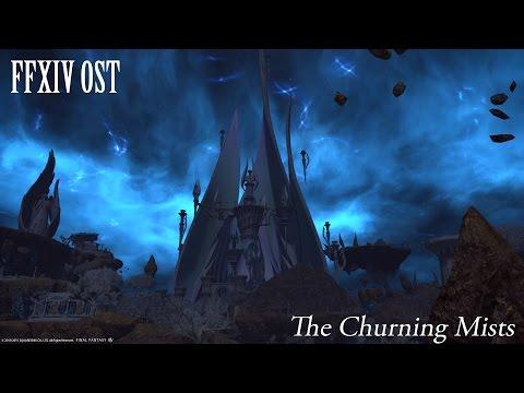 FFXIV OST Churning Mists Day Theme ( Landlords )
