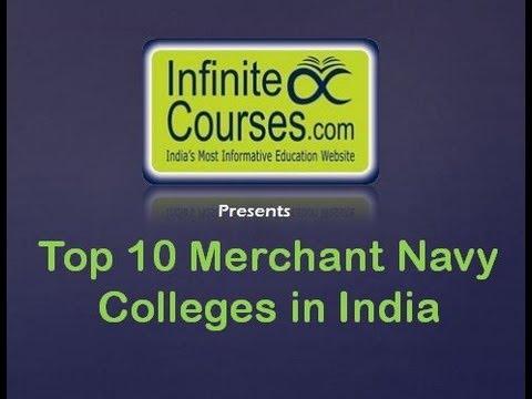 Top 10 Merchant Navy Colleges in India