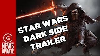 New Star Wars: The Force Awakens Teaser Focuses on the Dark Side - GS News Update