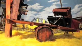 Red's Rube (Rube Goldberg Device commerical puppets like honda cog)