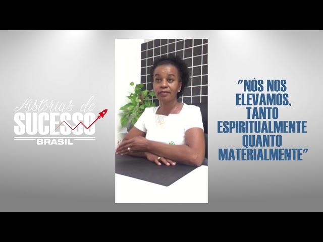 História de sucesso - Lucimara Regina Oliveira