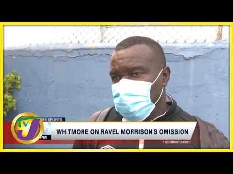Whitmore on Ravel Morrison's Omission - Oct 1 2021