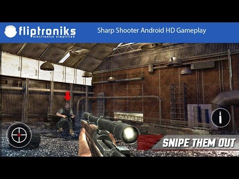 Sharp Shooter Android HD Gameplay - Fliptroniks.com
