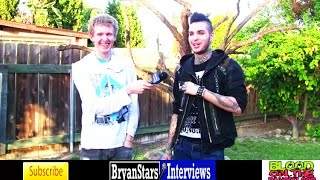 Blood On The Dance Floor Interview #5 Jayy Von Monroe 2015