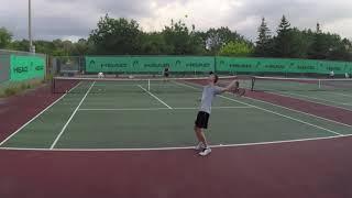8/28/18 Tennis - Set Highlights