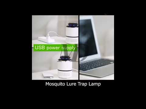 USB Mosquito Killer Lamp