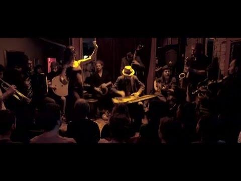 Gipsy balKan Jam Session - Üsküdar & Nihavent Longa
