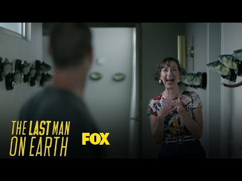 Tandy And Carol Make Out Surrounded By Talking Fish | Season 3 Ep. 3 | THE LAST MAN ON EARTH