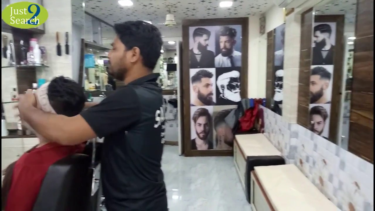 salman salon - best hair salon in bhayander east for men - hair