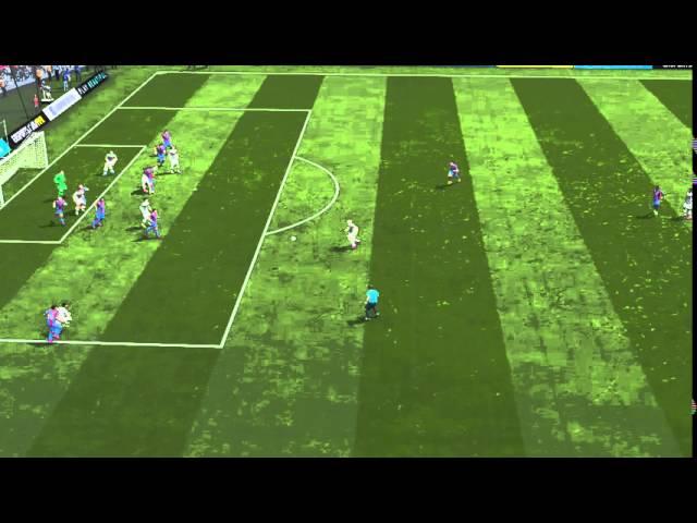 Best gol Dybala Fifa16