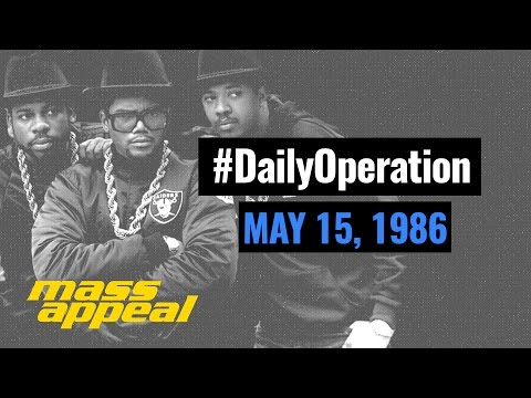 Daily Operation: Run DMC Raises Hell (May 15, 1986) Mp3