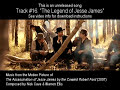 #16. `MARY'S SONG` by Nick Cave & Warren Ellis (The Assassination of Jesse James OST)
