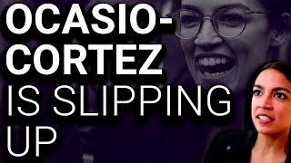 Alexandria Ocasio-Cortez Is Making Silly Mistakes