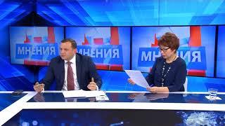 Гости передачи Андрей Нэстасе и  Юлия Семенова. Эфир от 15.12.2017. Часть 3