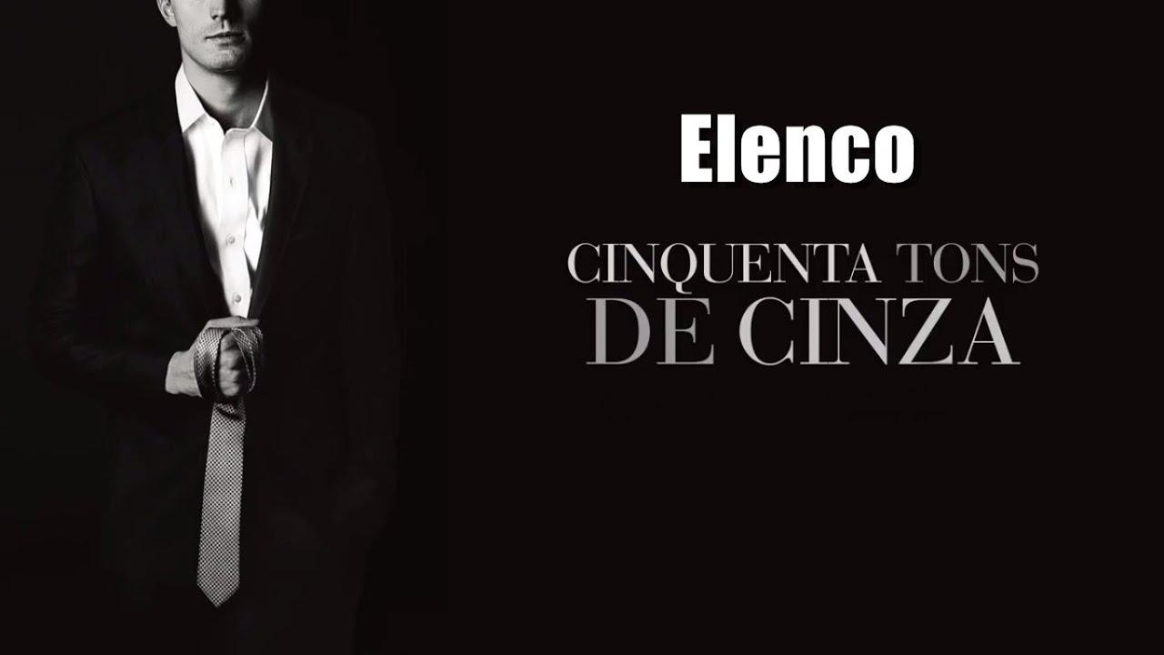 Elenco / Cast Oficial Filme - Cinquenta Tons de Cinza