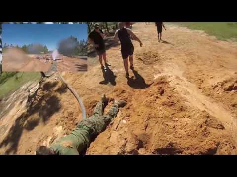 2017 Marine Mud Run Fort Gordon