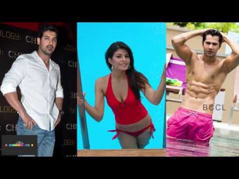Varun Dhawan and Jacqueline Fernandez on...
