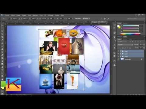 Création de catalogue avec Photoshop CC  # HD #