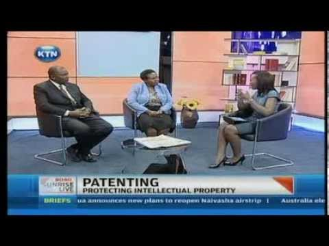 Sunrise Live Interview : Patenting to protect intellectual property