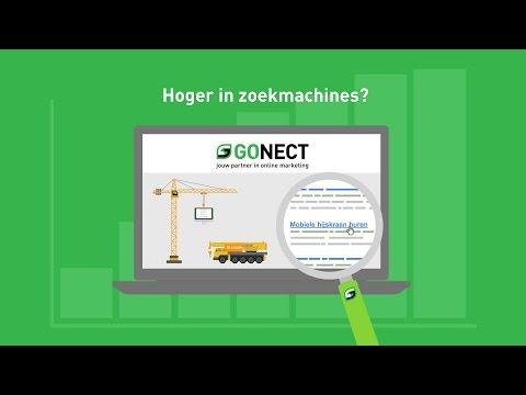 zoekmachine optimalisatie seo gonect online marketing