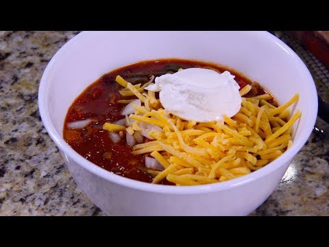 Instant Pot Chili Recipe