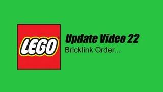 LEGO Star Wars Clone Wars Deutsch Update Video #22 - Bricklink Bestellungen, Neue Base