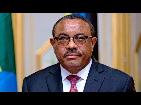 Ethiopian PM resigns following mass protests
