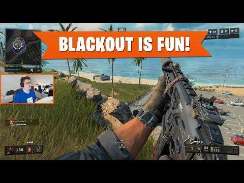 BLACKOUT IS FUN! | Black Ops 4 Blackout | PS4 Pro