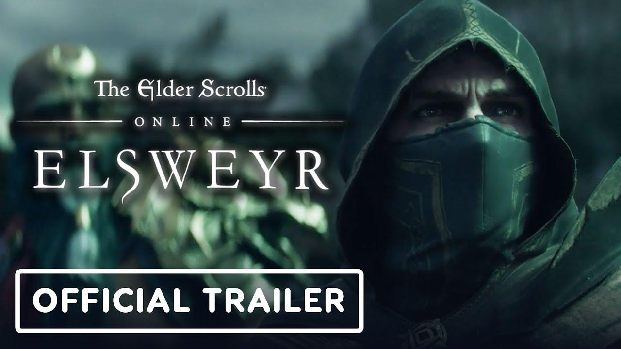 The Elder Scrolls Online: Elsweyr - Trailer cinematográfico oficial | The Game Awards 2019 + vídeo