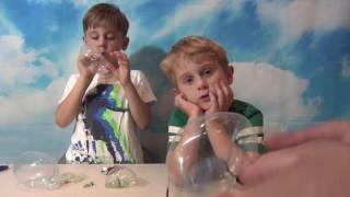 Пузыри из тюбика