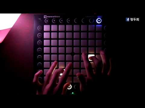 악토버(October) - 벚꽃 Cherry blossom (Launchpad piano cover)