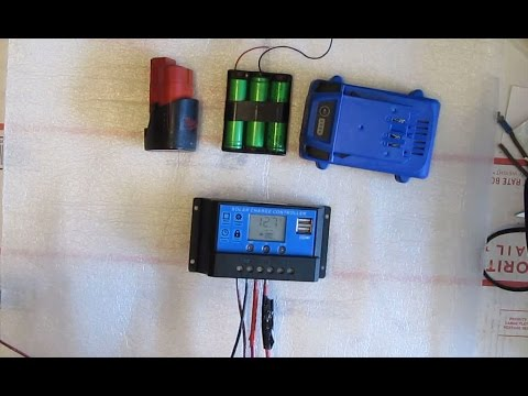 How To Charge A Lithium Ion Battery from YouTube · Duration:  2 minutes 2 seconds
